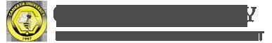 Cankaya University Department of Management Logo